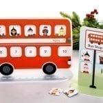 Christmas Reward Bus