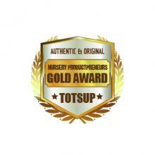 NIP award logo - TotsUp
