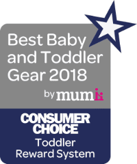Consumer Choice Toddler Reward System