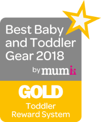 Gold Toddler Reward System